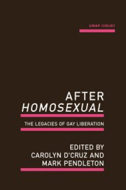 After Homosexual cover